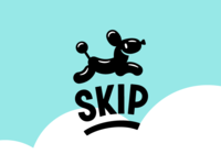 Skip checkout app - logo redesign
