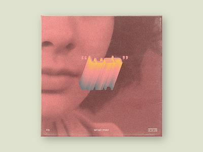10x18 #03: Lush by Snail Mail record music typography type cover design album cover design album cover album art album 10x18