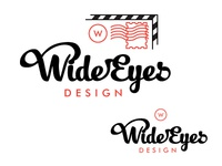 Wide Eyes Logo Concept 3