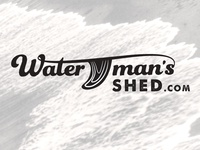 Waterman's Shed Logo Rough Concept