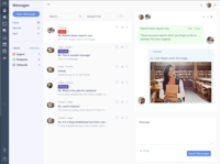Buddypress Messaging in WPLMS pwa react buddypress vibebp wplms