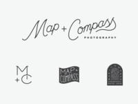 Map + Compass