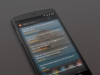 Hacker news android app