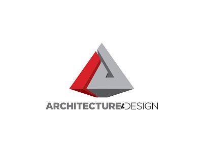 Architecture & Design design logo architecture