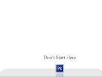 In support of web design without Photoshop