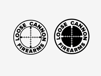 Potential Logo 2 accuracy crosshairs loose cannon firearms precision scope