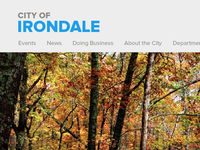 New Irondale City Branding