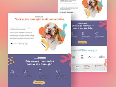 doglovers.tricks web design ui