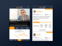 Netvest iOS App