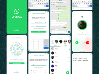 WhatsApp Redesign redesign whatsapp ux ui app design app uiux supply ui trends ui inspiration uidesign design userinterface uiux design uiuxdesign uiux