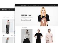 Joint Label e-commerce fashion store