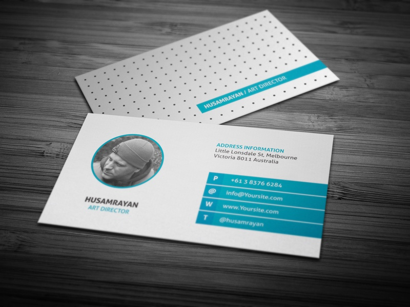 Creatives Business Cards v.01 creatives business cards blue turquoise gray black template print
