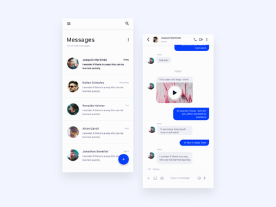 Day 13 - Direct Messaging ux design uidesign ui design ux ui  ux uiux ui messaging app messaging messager message app message 100 day challenge 100daychallenge 100dayproject 100days daily 100 challenge dailyuichallenge daily ui dailyui