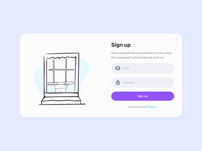 Day 16 - Pop-Up / Overlay daily ui daily 100 challenge dailyui daily dailyuichallenge 100 day challenge popup design popup overlay web web design ui illustration ui ux ui design ux design pop-up