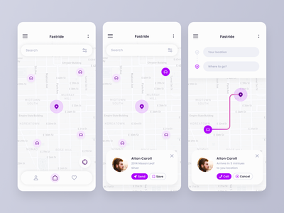Day 20 -  Location Tracker user experience user interface mobile app design mobile design mobile ui mobile app location tracker location ui design ux design ux ui  ux branding ui 100 day challenge 100days 100dayproject daily 100 challenge daily ui dailyui