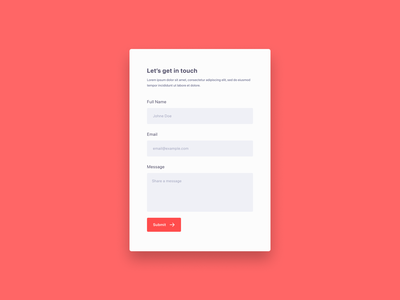 Day 28 - Contact Us day 28 028 user experience user interface user interface design form design form contact form contact us design 100daychallenge business ux design ui design ux ui 100 day challenge daily 100 challenge dailyui daily ui