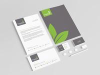 GreenCare Stationery