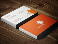 Butterfly business cards Vol2