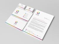 Colorsfan Stationery