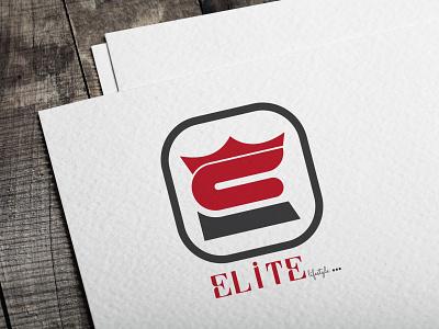 Elite Lifestyle Logo Design mockup logodesign minimal design logo design vector logo illustrator branding