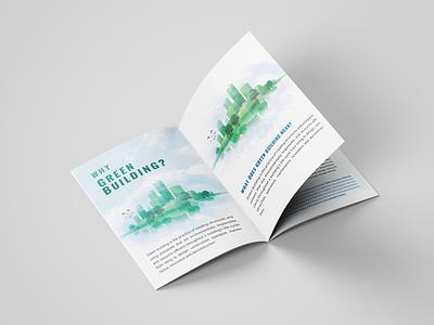 Energy Pack Brochure Design Mockup brochure mockup brochure design
