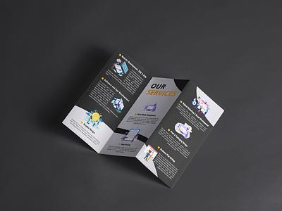 CW Leaflet Trifold brochure Design trifold brochure design trifold brochure
