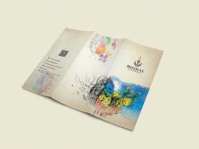 Moshal Trifold Brochure Design Mockup trifold brochure design trifold brochure brochure design ideas brochure design