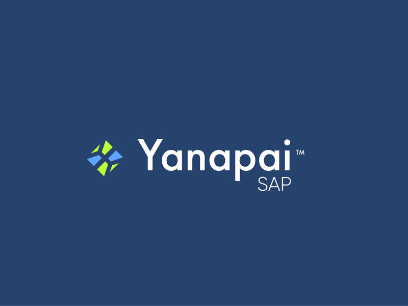 Yanapai Proposal lettering design graphic design branding logo logotype