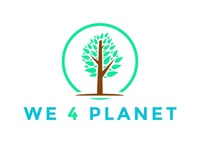 WE 4 PLANET Logotype