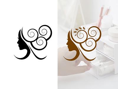 beauty logo beauty salon logo animation brand identity logodesign logo mark logotype beauty brand beauty logo