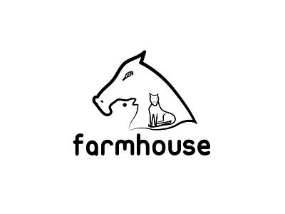 farm house logo logodesignersclub farm logo logoset logosai logo polio logo mark logo ideas logotype logo idea logosketch logodesign logos logo