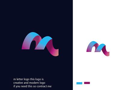 M letter logo logo concept logos m logo logo idea logotype logodesign modern logo minimal