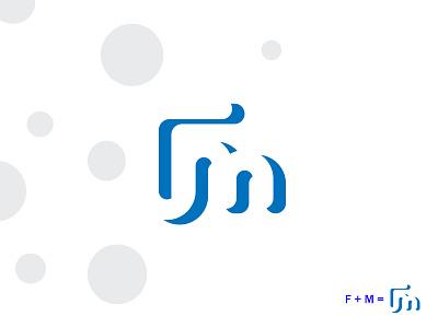 fm logo logoideas logoidea logosketch logosai logo mark logo design branding letter logo lettering fm logo logo designer logo logos logo concept logotype logo design