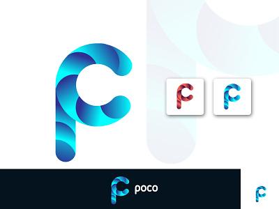 poco logo mark modern design modern logo p letter logo logo identity p logo logo ideas logo idea logo mark logodesigns logodesignersclub logodesigner logo design logotype logodaily logos logodesign logo