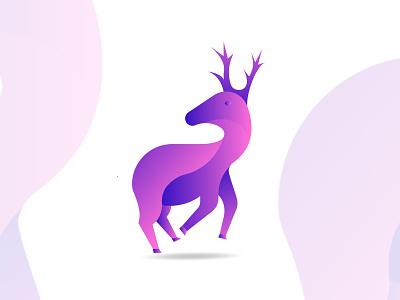deer logo animal vector populer logo new logo logo make brand logo logo meker logo ideas logo concept minimal minimalist logo modern logo illustration design logodesign logo idea logo mark logotype logo logo design logos