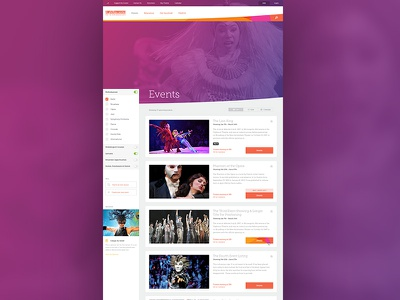 Events responsive ui web buttons toggles switchers