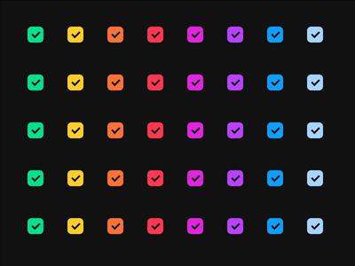 Shift Nudge – UI Checklist shiftnudge design interface animation