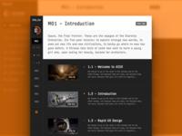 AIUX - Module Page