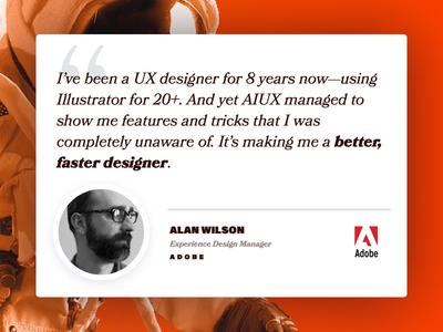 AIUX ❤️'s Adobe