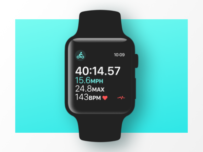 Streamline watchOS