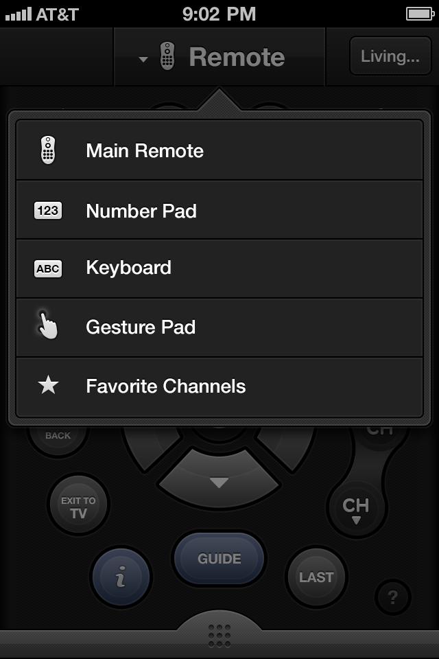 Big remote