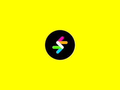 Shift Nudge shift nudge branding logo