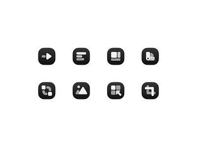 Puffy lil' boys iconset icons iconography shiftnudge icon design