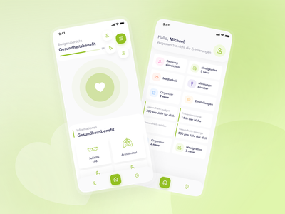 Medical Mobile App health app ux app medical health health care mobile app medicine anxiety consultant consulting doctor appointment doctor patient app hospital clinic ios clean minimal ui