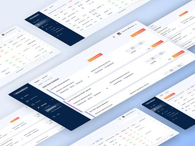 [SaaS] Cloud Security web application design prototype app design saas ux ui