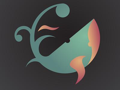 FloW minimal design vector illustration