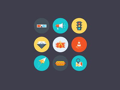 IconsS ui logo icon illustrator graphic design art vector minimal illustration design
