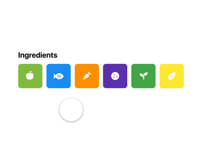 Ingredient Check Animation