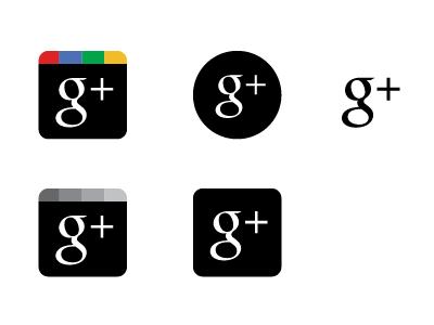 Google+ Icons google plus google icons social