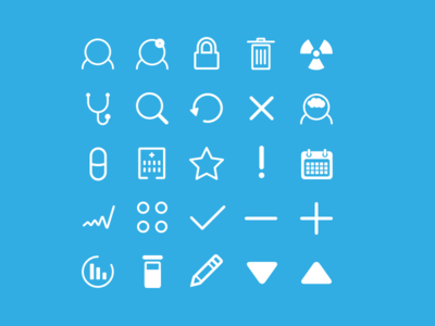 Icons WIP